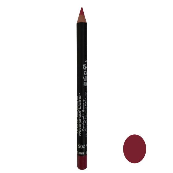 مداد لب نوکس بل شماره 205