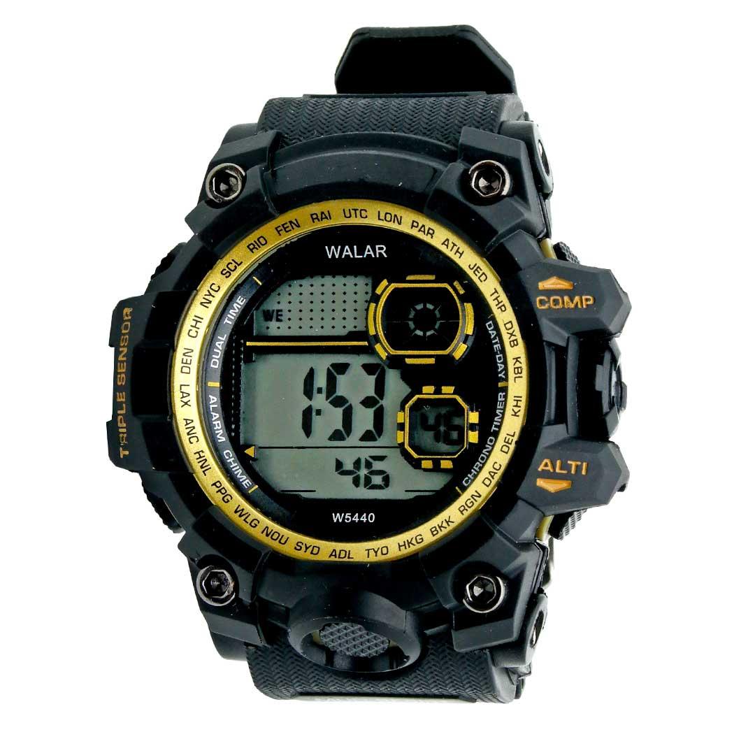 ساعت مچی دیجیتال مردانه والار مدل gld1145