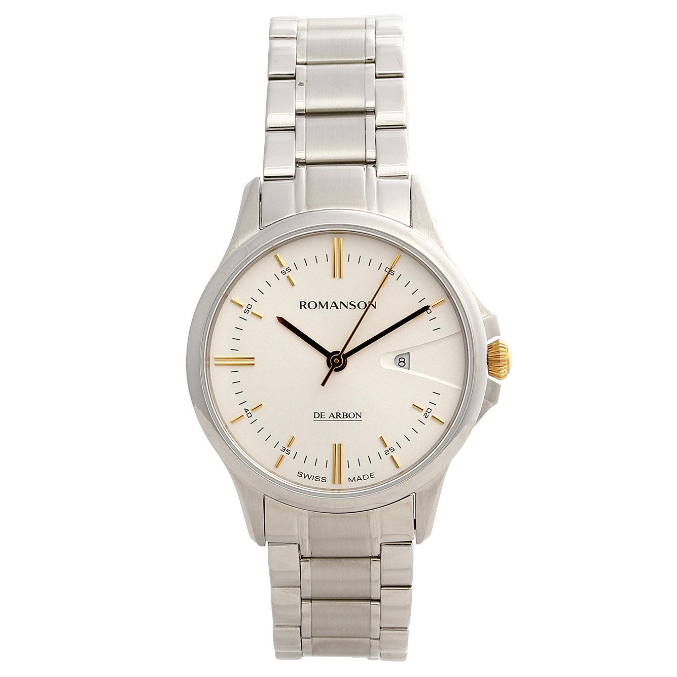 ساعت مچی عقربه ای زنانه رومانسون مدل CM5A10LL1CA1R2