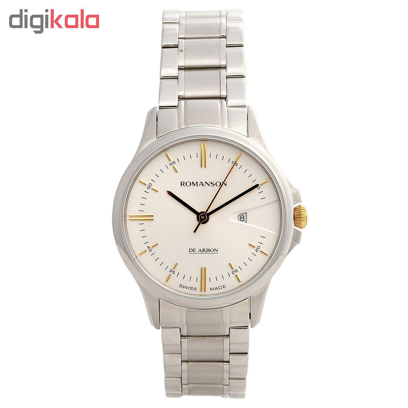 ساعت زنانه برند رومانسون مدل CM5A10LL1CA1R2