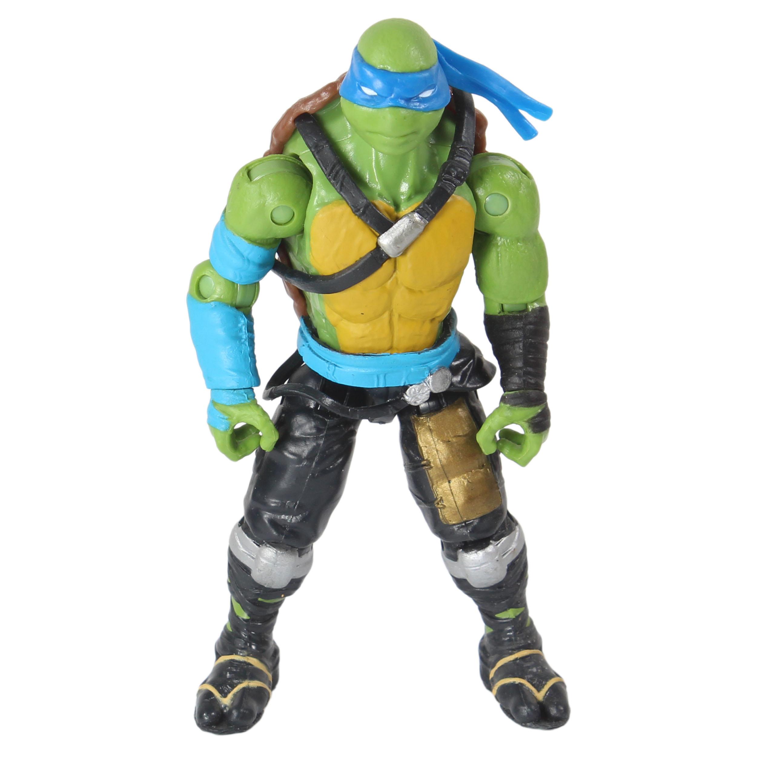اکشن فیگور پلی میتس طرح لاکپشت های نینجا کد 0055