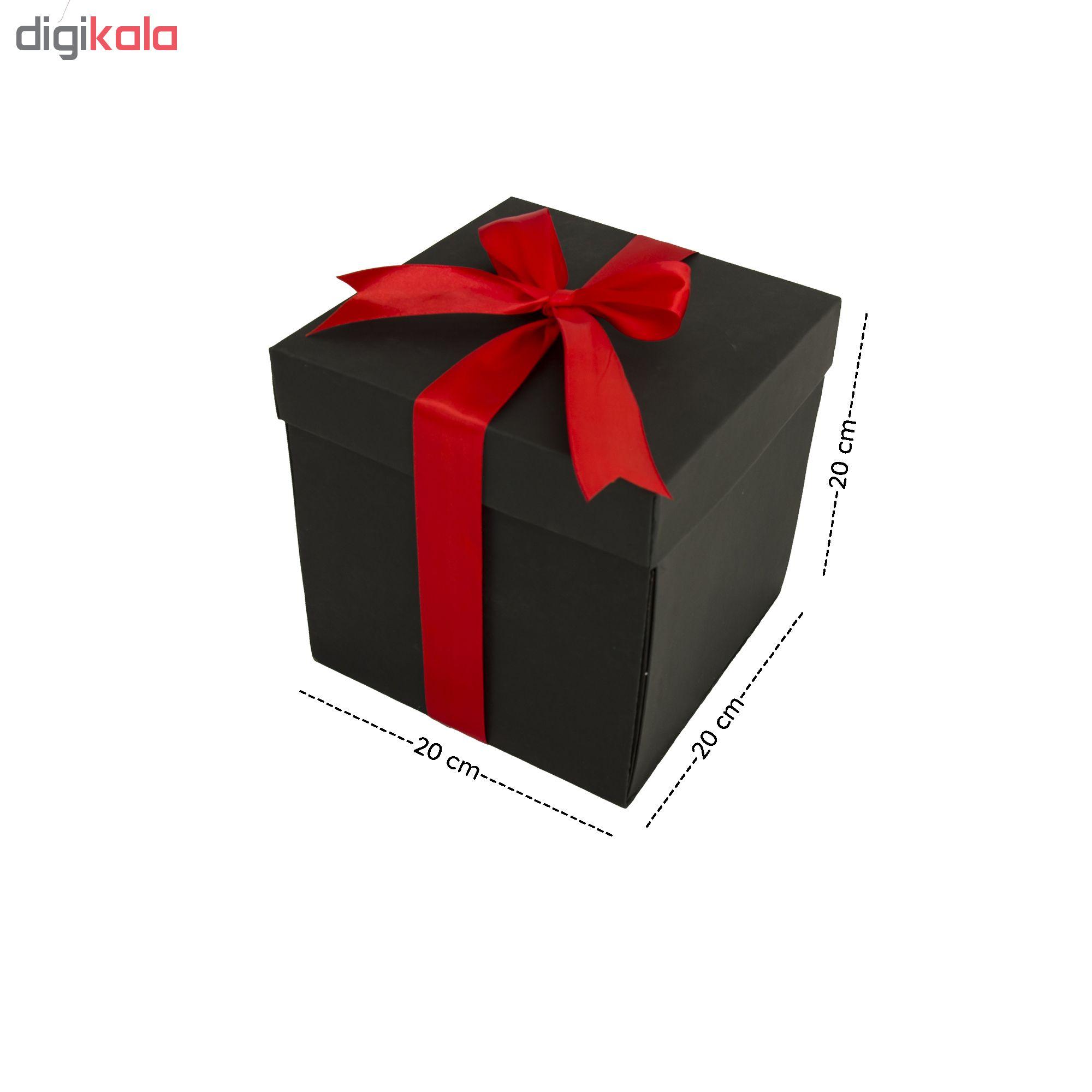خرید                      جعبه هدیه مدل آلبوم عکس کد B-GH سایز کوچک