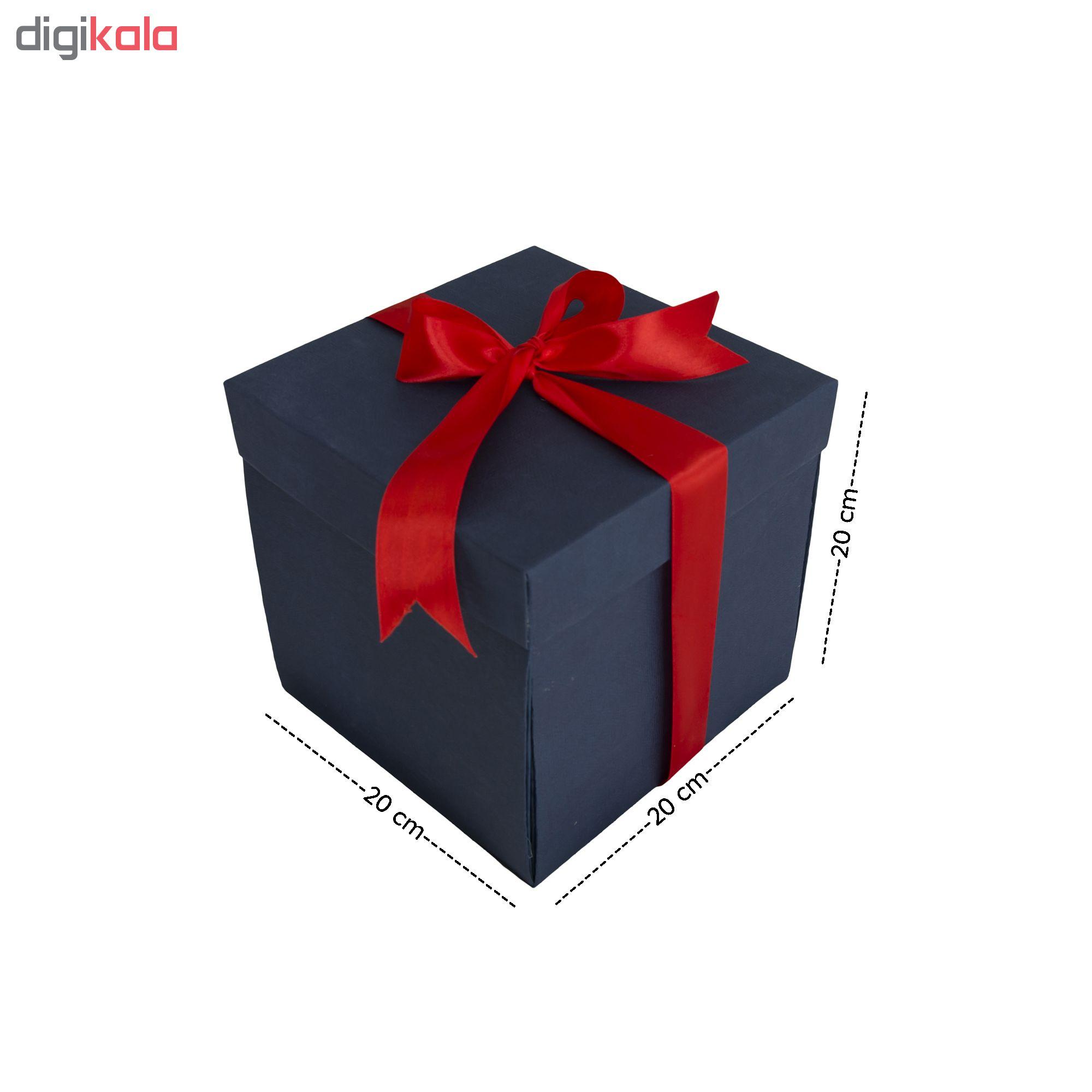خرید                      جعبه هدیه مدل آلبوم عکس کد S-GH سایز کوچک