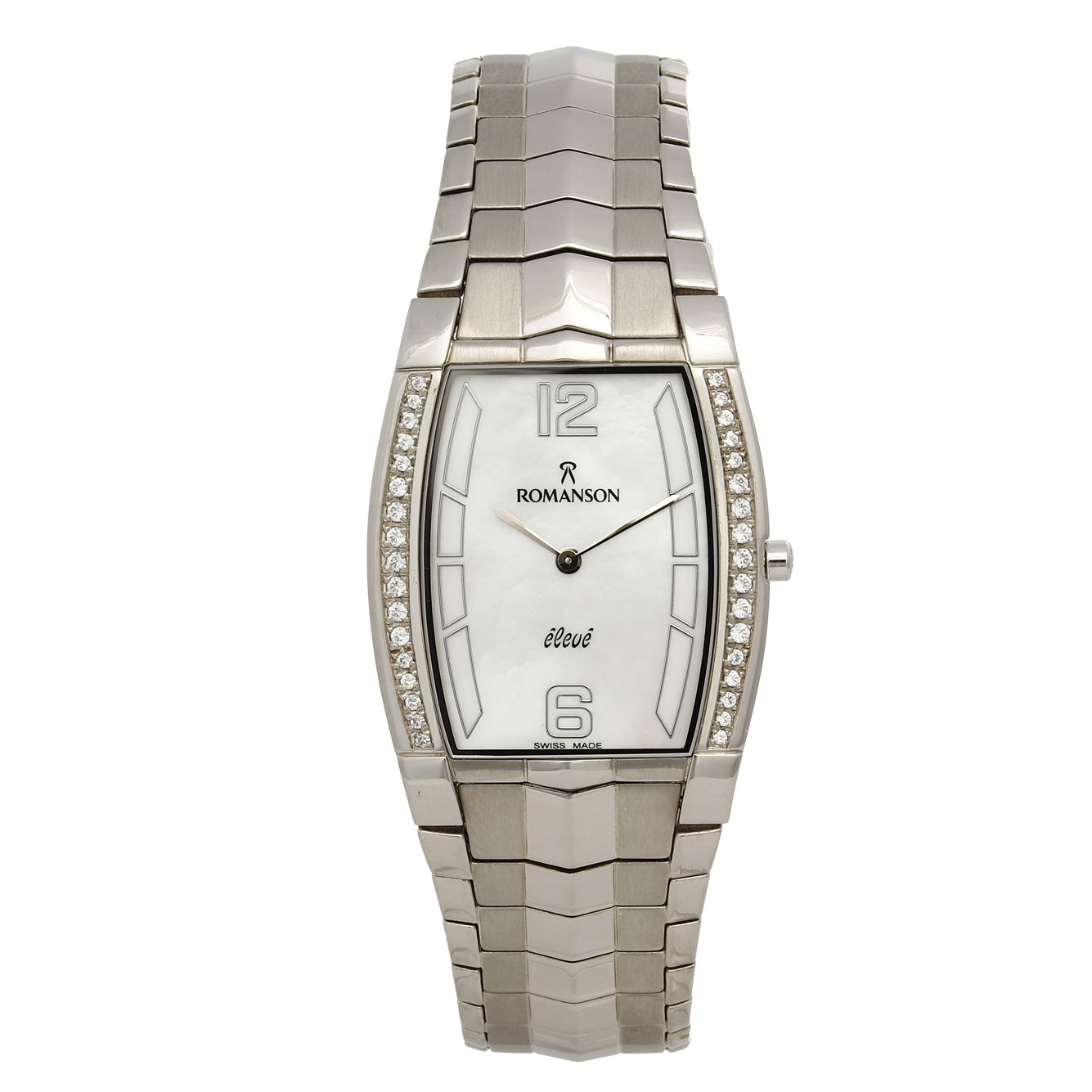 ساعت مچی عقربه ای مردانه رومانسون مدل EM1154QM1WAS2W 31