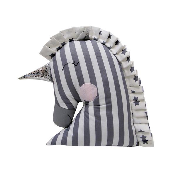 كوسن محافظ دور تخت یونیکورن طرح اسب شاخدار کد Un0004