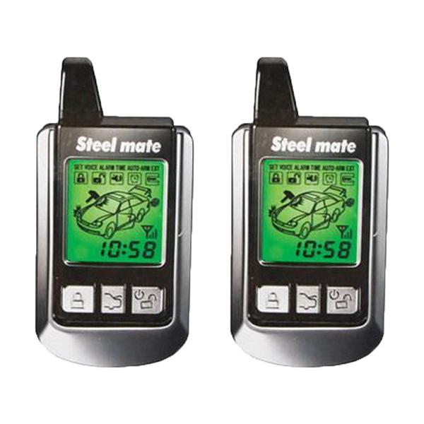 دزدگیر خودرو استیل میت مدل Steel Mate 888M