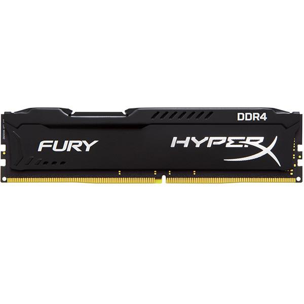 رم کامپیوتر کینگستون مدل HyperX Fury DDR4 2666MHz CL15 ظرفیت 16 گیگابایت