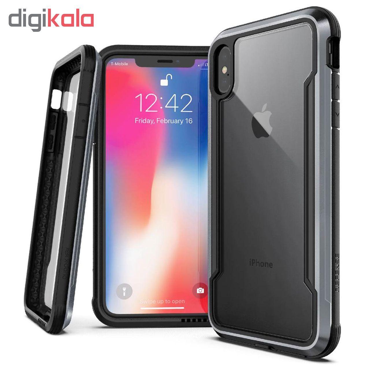 کاور ایکس دوریا مدل Defense Shield مناسب برای گوشی موبایل اپل IPhone Xs Max main 1 2