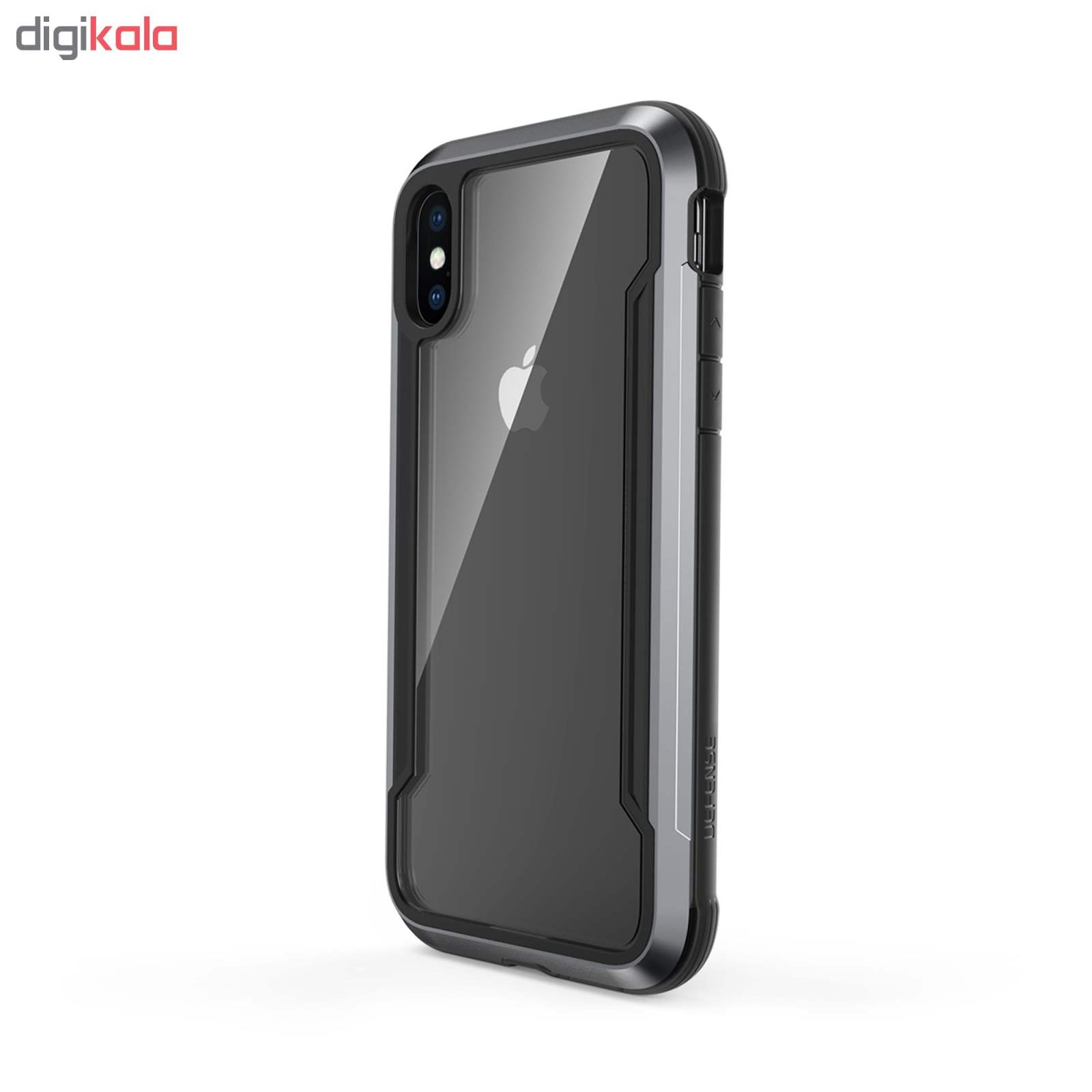کاور ایکس دوریا مدل Defense Shield مناسب برای گوشی موبایل اپل IPhone Xs Max main 1 1