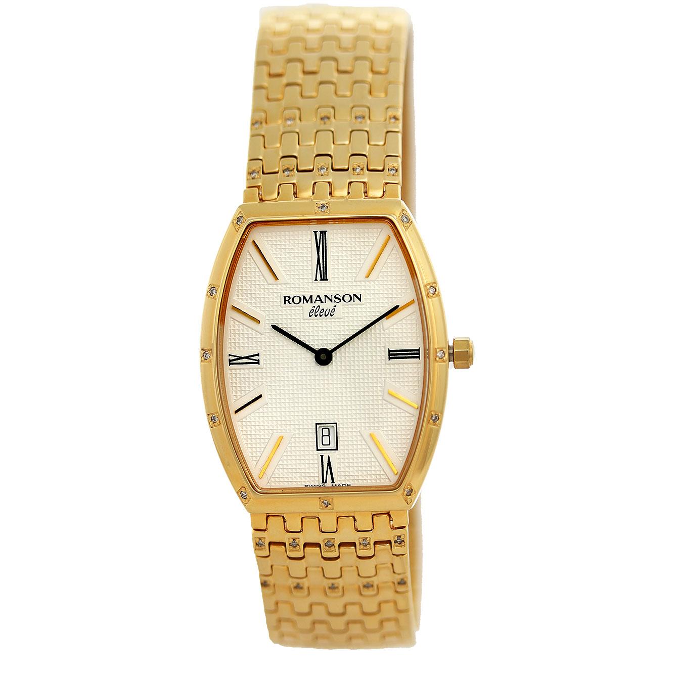 کد تخفیف                                      ساعت مچی عقربه ای مردانه رومانسون مدل EM9250KM1GAS1G