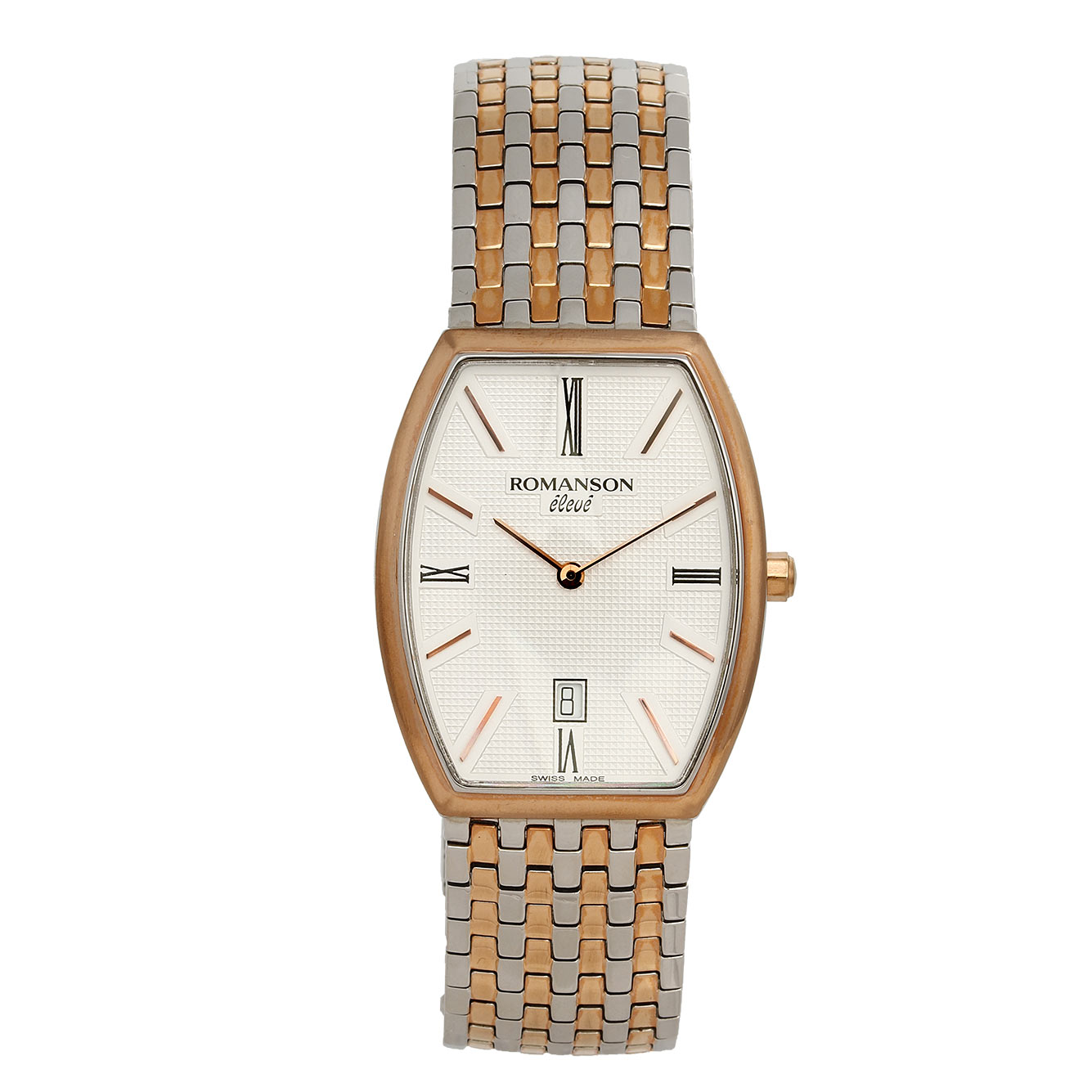 کد تخفیف                                      ساعت مچی عقربه ای مردانه رومانسون مدل EM9250MM1JAS6R