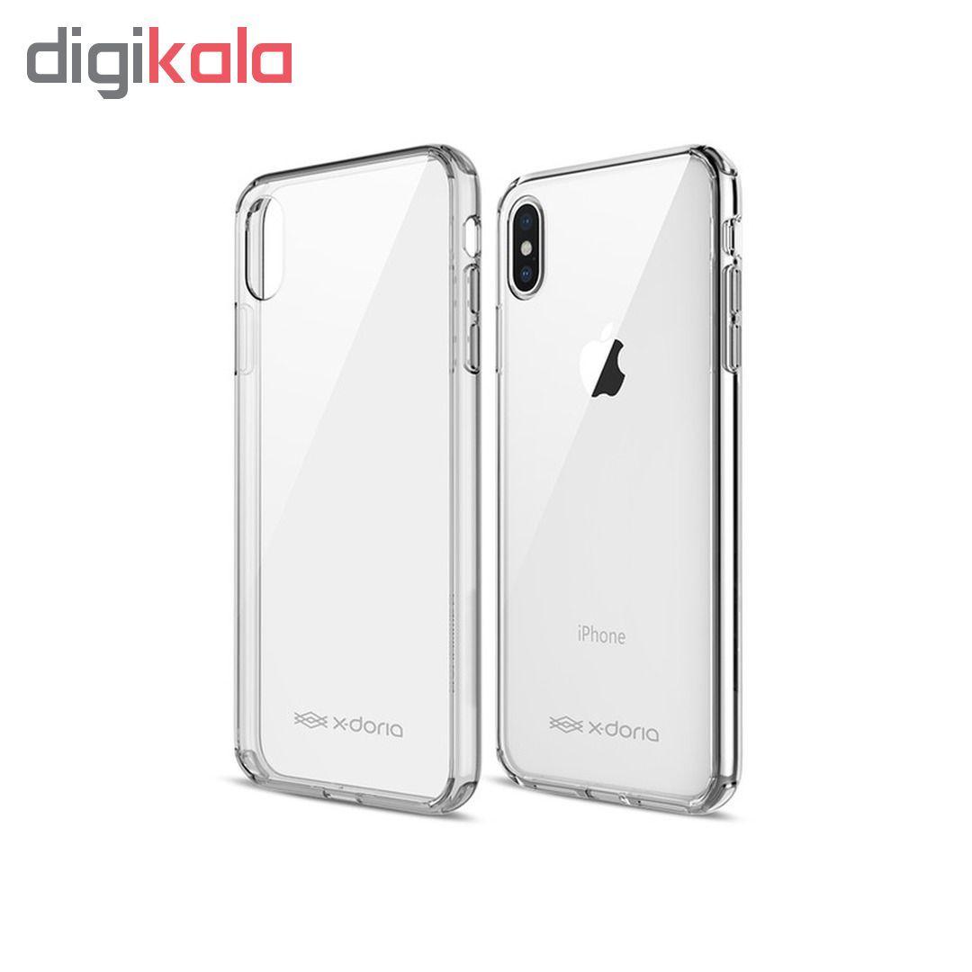 کاور ایکس دوریا مدل Clearvue مناسب برای گوشی موبایل اپل iPhone Xs Max main 1 2