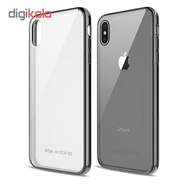کاور ایکس دوریا مدل Clearvue مناسب برای گوشی موبایل اپل iPhone Xs Max main 1 3