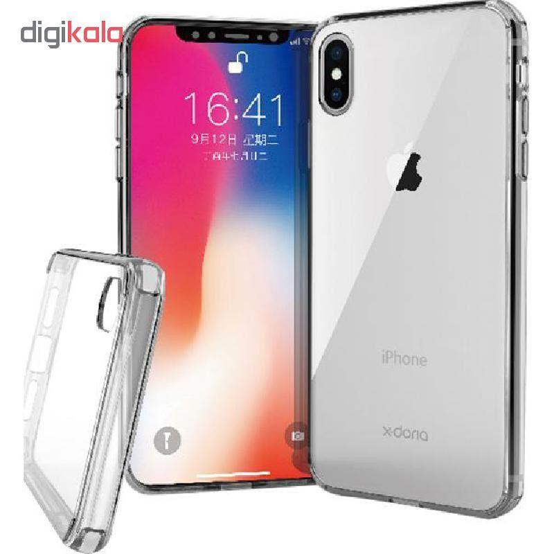 کاور ایکس دوریا مدل Clearvue مناسب برای گوشی موبایل اپل iPhone Xs Max main 1 4