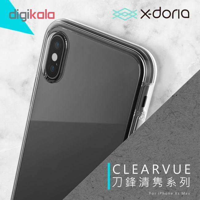 کاور ایکس دوریا مدل Clearvue مناسب برای گوشی موبایل اپل iPhone Xs Max main 1 6