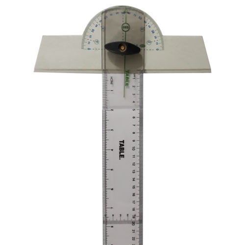 خط کش T تیبل کد 55 سایز 60 سانتی متر