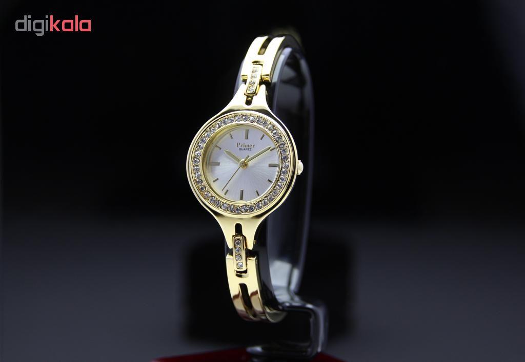ساعت مچی عقربه ای زنانه پرایمر مدل MO-032-GG مناسب برای سایز مچ زیر 17 سانتی متر              ارزان