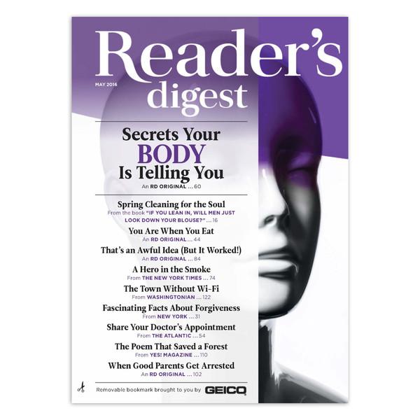 مجله Reader's Digest - می 2016