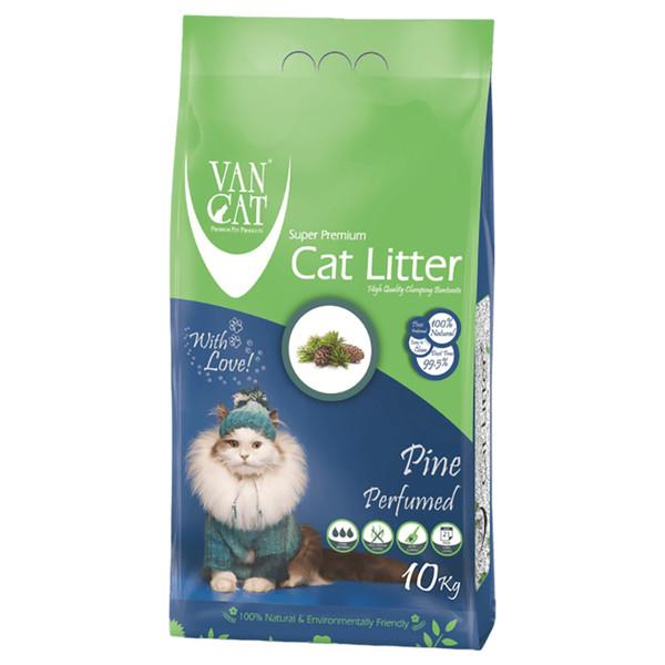 خاک گربه ون کت مدل  Pine وزن 10 کیلوگرم