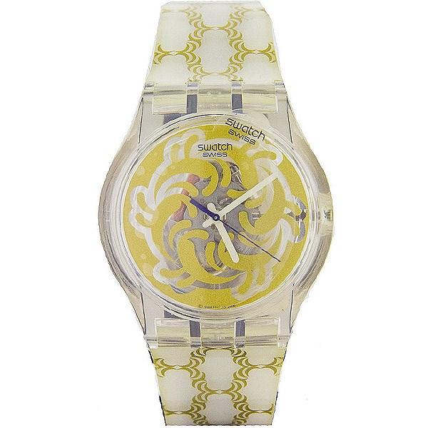 ساعت مچی عقربه ای زنانه سواچ مدل SUJK116              ارزان