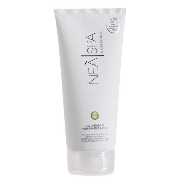ژل تمیز کننده پوست نئا اسپا مدل Oily Skin Gel Cleanser حجم 200 میلی لیتر