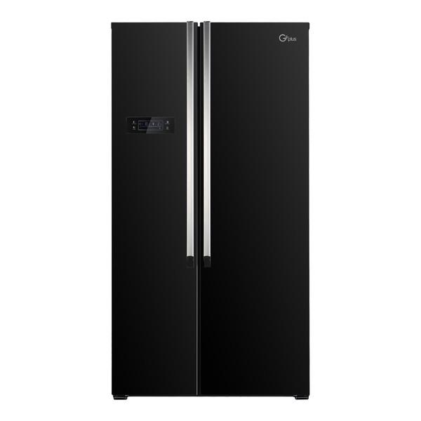 یخچال و فریزر ساید بای ساید جی پلاس مدل GSS-K716BG
