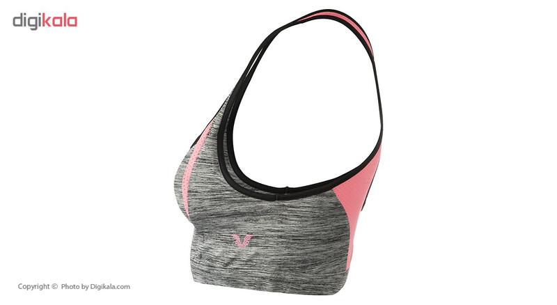 نیم تنه ورزشی زنانه بیلسی مدل 15Y7223-PL--SIYAHMLJ-NEONPEMBE
