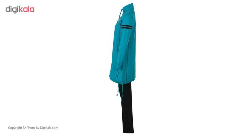 ست سویشرت و شلوار ورزشی زنانه بیلسی مدل 15Y7040-2IP-K.LACI.-TROPIKAL