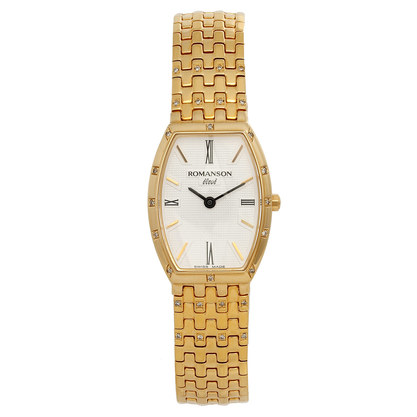 کد تخفیف                                      ساعت مچی عقربه ای زنانه رومانسون مدل EM9250UL1GAS1B