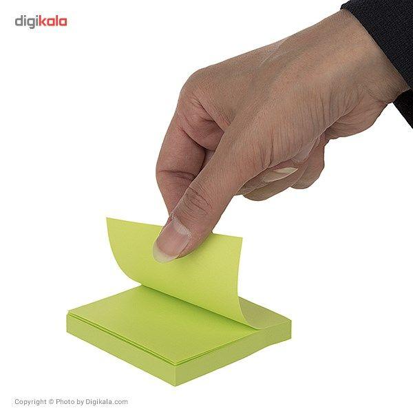 کاغذ یادداشت چسب دار دلی کد 39828 بسته 100 عددی main 1 2