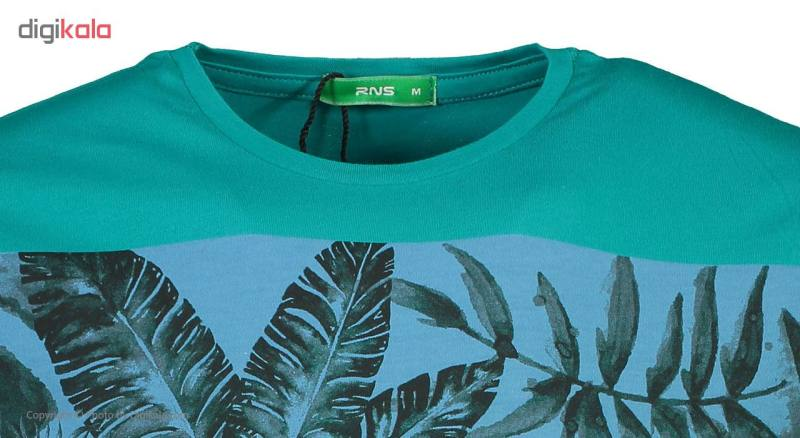 تی شرت مردانه آر ان اس مدل 1131017-53 - آر اِن اِس