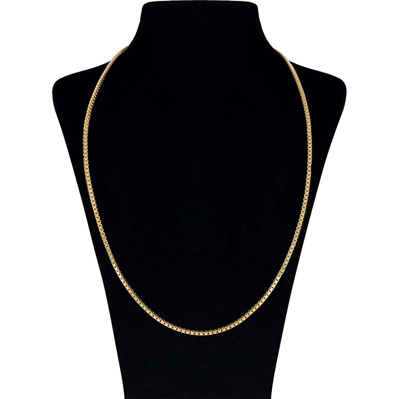 زنجیر طلا 18 عیار گوی گالری مدل G72 -  - 2