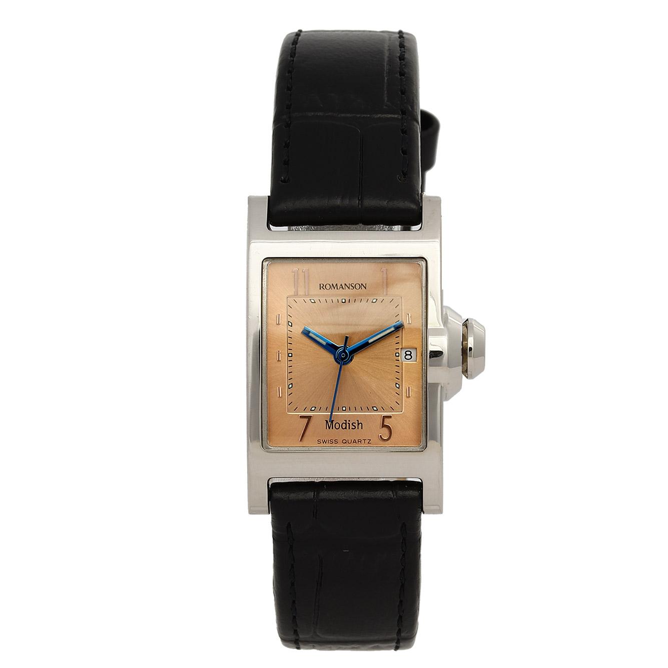 ساعت مچی عقربه ای زنانه رومانسون مدل DL4110LL1JAC6U 36