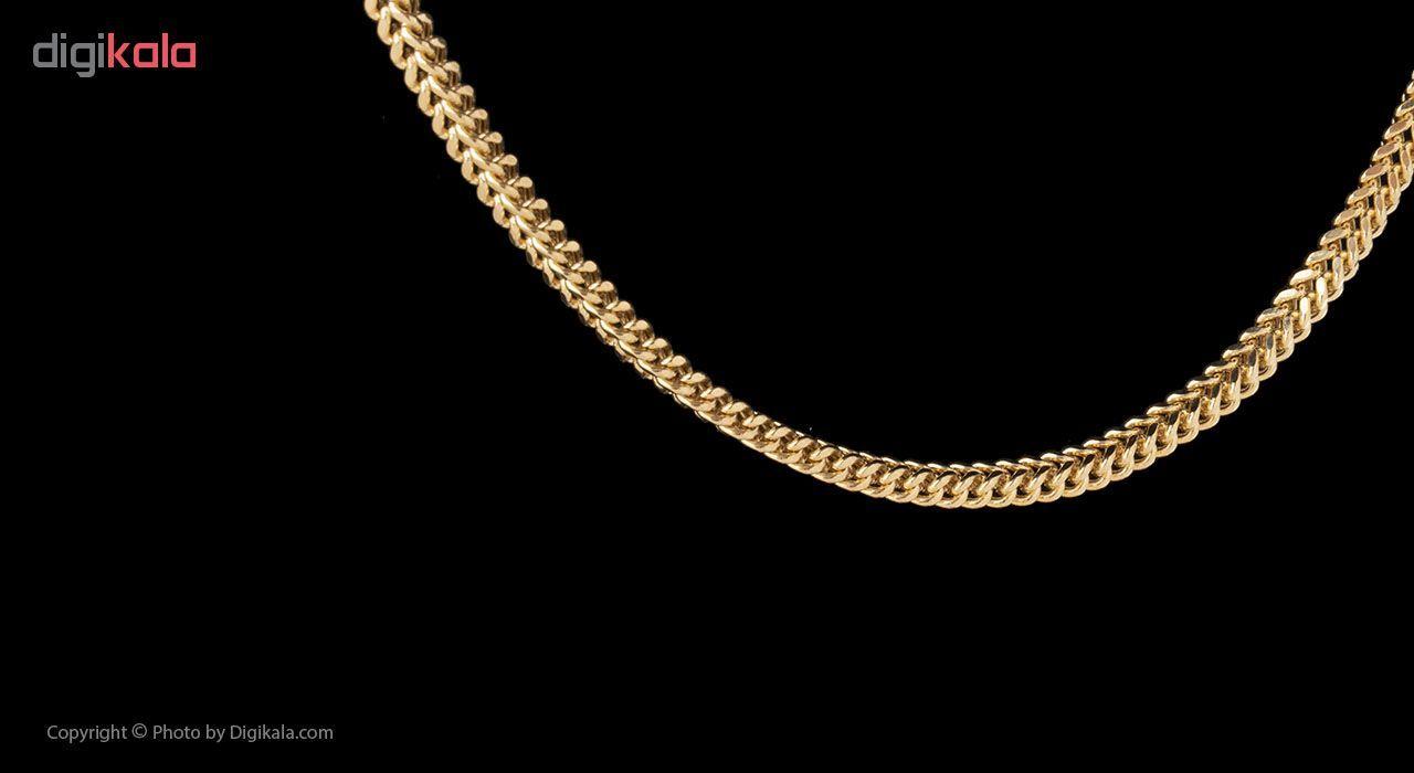 زنجیر طلا 18 عیار گوی گالری مدل G65 main 1 2