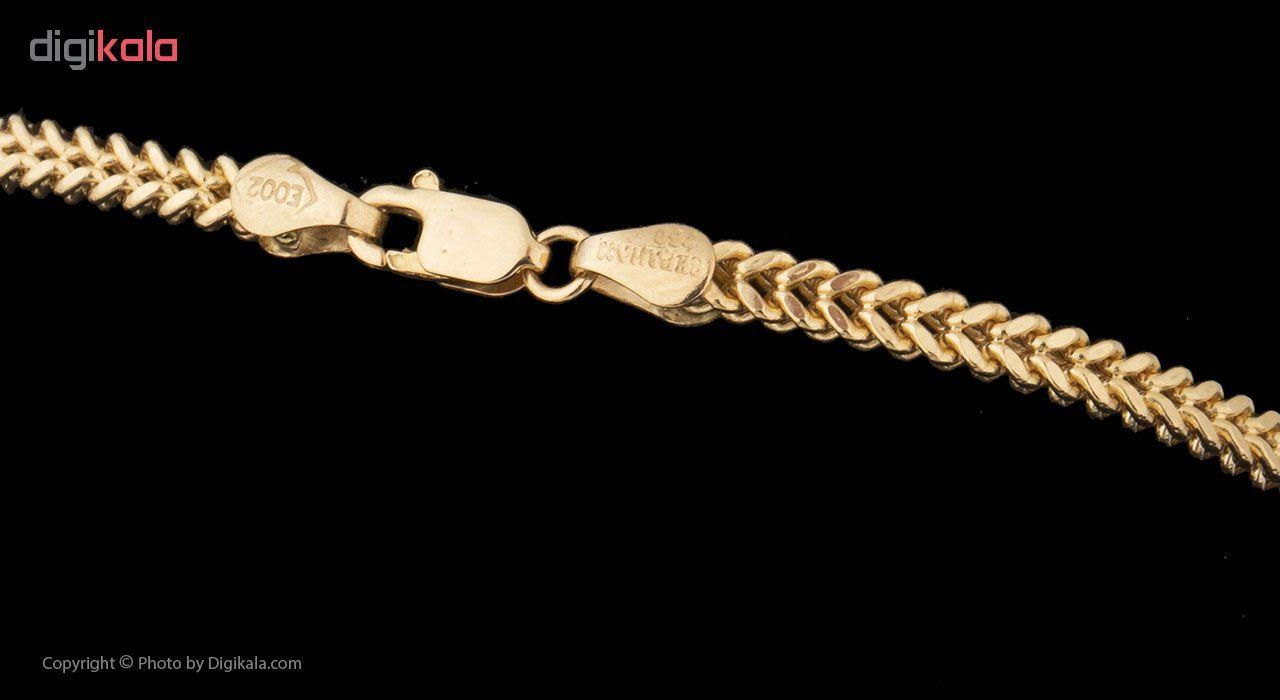 زنجیر طلا 18 عیار گوی گالری مدل G65 main 1 3
