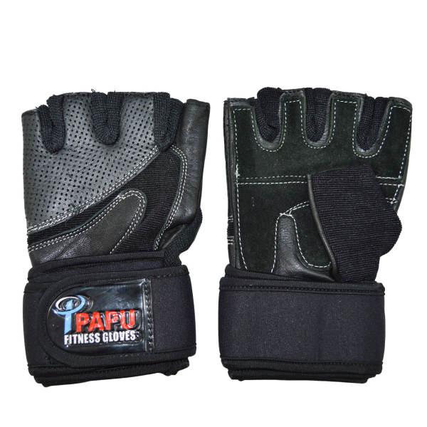 دستکش بدنسازی پاپو مدل SD45