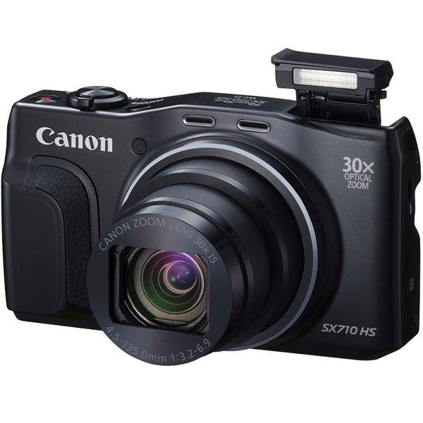 دوربین دیجیتال کانن مدل Powershot SX710 HS | Canon Powershot SX710 HS Digital Camera