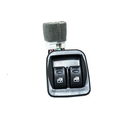 کلید شیشه بالابر چپ هانتر مدل 412236 مناسب برای پراید 131