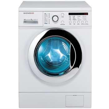 ماشین لباسشویی دوو مدل DWK-8214C2 ظرفیت 8 کیلوگرم | Daewoo DWK-8214C2 Washing Machine - 8 Kg
