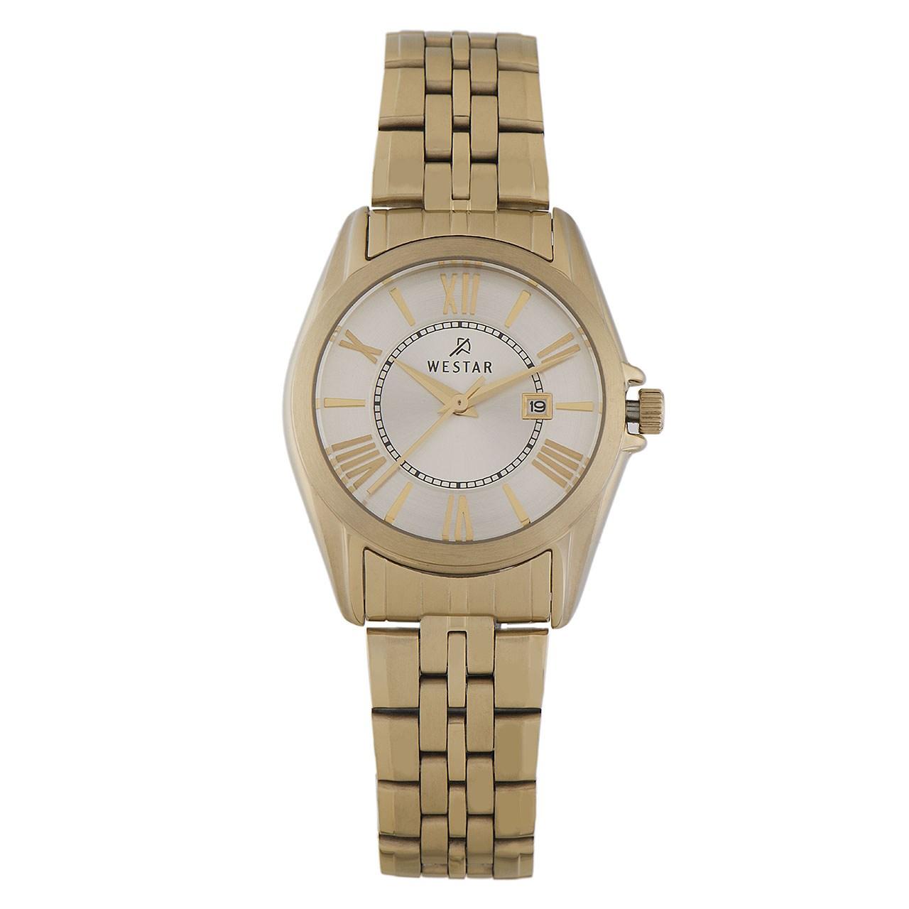 خرید                                      ساعت مچی عقربهای زنانه وستار مدل W4905GPN107