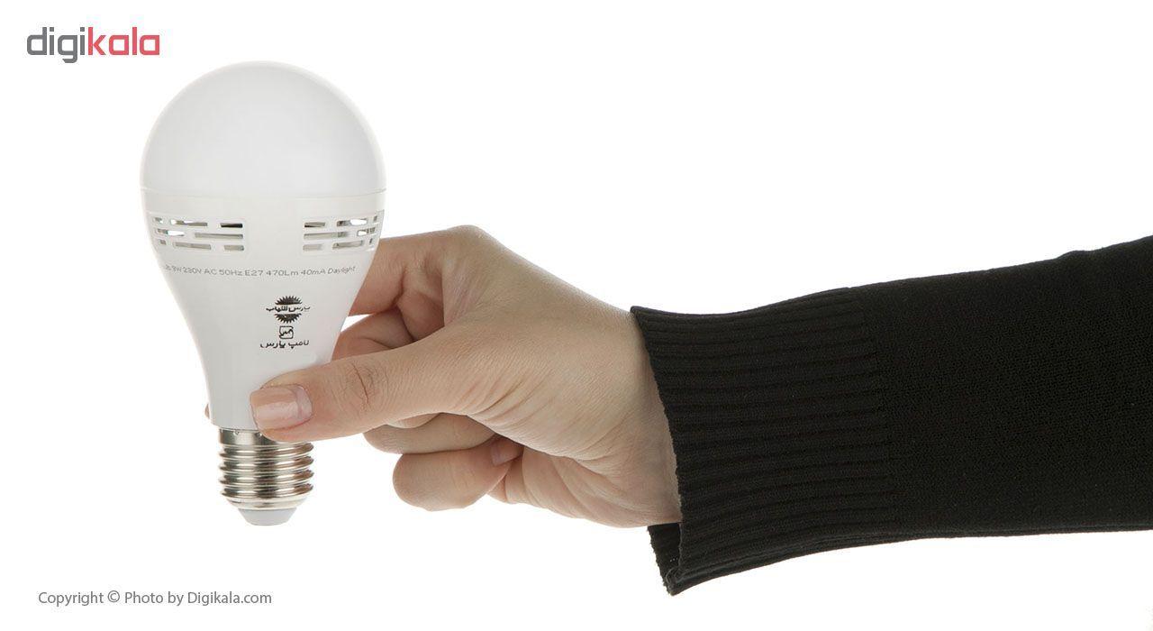 لامپ هوشمند پارس شهاب مدل SMD main 1 3