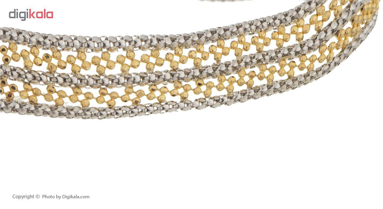 نیم ست طلا 18 عیار گوی گالری مدل G128