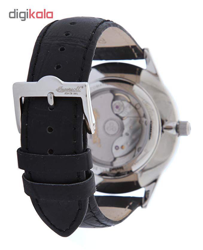 کد تخفیف                                      ساعت مچی عقربه ای مردانه اینگرسل مدل IN6803GY