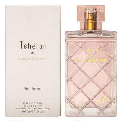 ادوپرفیوم زنانه لیلا حاتمی مدل Teheran Women حجم 100 میلی لیتر