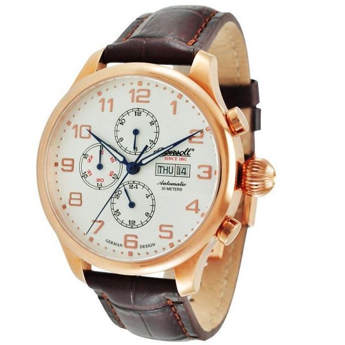 ساعت مچی عقربه ای مردانه اینگرسل مدل IN3900RG