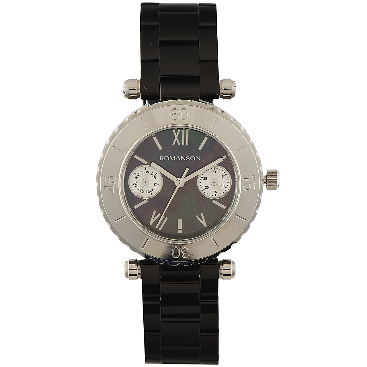 ساعت مچی عقربه ای زنانه رومانسون مدل RM0379LL1DM32W 44