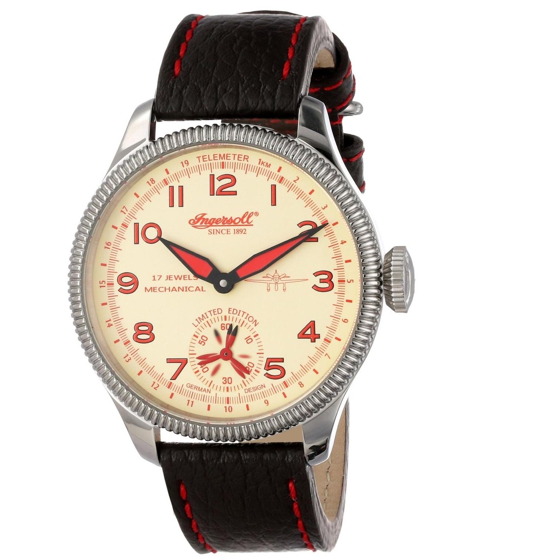 ساعت مچی عقربه ای مردانه اینگرسل مدل IN3105SCR
