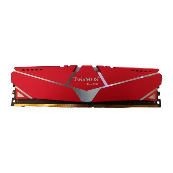رم دسکتاپ DDR4 تک کاناله 2666 مگاهرتز CL19 تواینموس مدل 4DCS3JDPE ظرفیت 8 گیگابایت