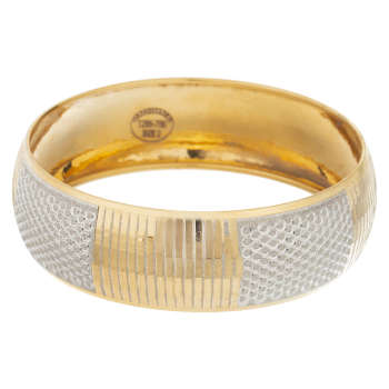 النگو طلا 18 عیار گوی گالری مدل G127 | Gooy Gallery G127 Gold Bracelets