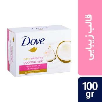 صابون داو مدل Coconut Milk مقدار 100 گرم